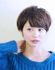 【Cadre新小岩】小顔大人可愛いショート【藤井りょう】