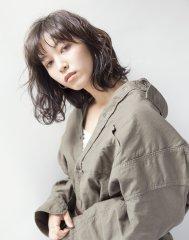 【BREEN原宿】ラフウェーブボブ