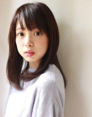 【ku-to+】ワンカールが可愛い小顔ミディアム(徳田勝義)