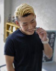 『京都ルーナ』 ストリート×7:3×グランジ 【草木真一郎】