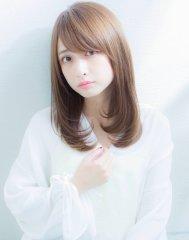 XELHA 【谷 賢二】大人かわいい小顔セミロング