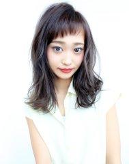 【ナトゥーラ久屋大通泉店】ゆるふわショートバング