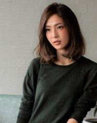 大人かわいいヌーディーカールロブスタイル【nanana pa