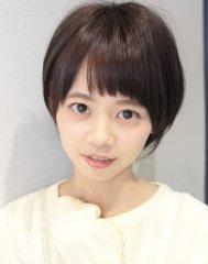 XELHA『東省吾』の大人かわいい黒髪ショート