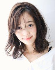 【neolive tiaLa/下北沢】ぬれ髪ミディアムとシナ