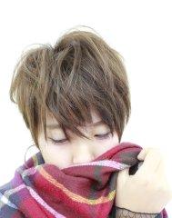 Winterショートヘア♪