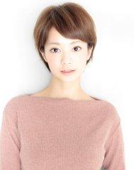 XELHA『東省吾』の大人かわいいすっきりショート
