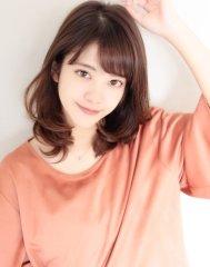 XELHA『東省吾』の大人かわいい簡単パーマ