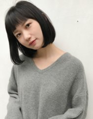【KOCHAB/西田和弘】大人かわいい◎ナチュラルボブ