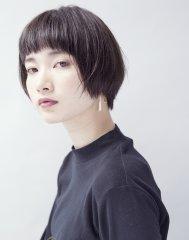 【BREEN原宿】ワンカール無造作ナチュラルウェットショート