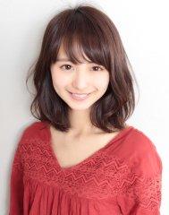 XELHA『東省吾』の大人かわいいふんわりパーマ