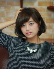 【LUXE for hair】ツヤ髪で勝負☆シンプルボブ