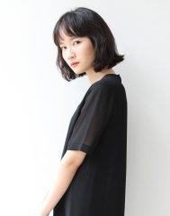 【ticro. 中目黒】外国人風  ルーズウェーブ  ボブ