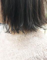 切りっぱなしボブ☆SAKURA表参道☆和田裕也