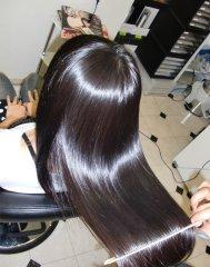 リピート90%cut+M3D白髪染めカラー+トリートメント