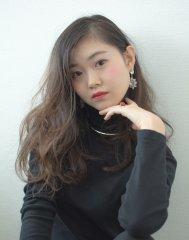 『noine*sasaki』`外国人風Aラインロング`