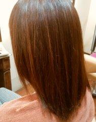 【髪質改善カラーヘアエステ】ジューシーブラウン
