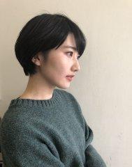 【krabat 西 鉄平】大人かわいいリバースショート