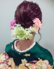 お花いっぱいアップ