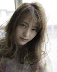 春スタイル☆ミディアム+アッシュベージュ