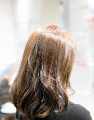 ‐5歳 40代の艶髪ロング♪