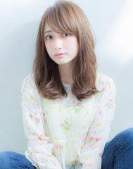 XELHA【谷 賢二】大人かわいいパーマセミロング