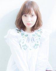 XELHA【谷 賢二】大人可愛いナチュラル毛先カールミディア