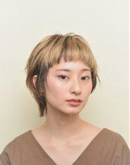 ハイトーン☆ショートヘア