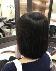 髪質改善トリートメントストレート