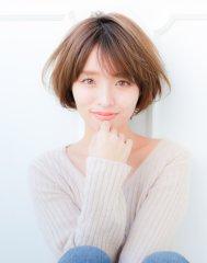 Ail Style 大人かわいい 小顔 ショートボブ