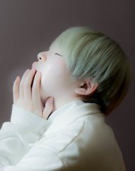 シルバーヘア☆銀髪