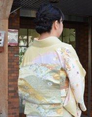 ピシッと日本の美・訪問着