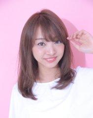 ☆Zina☆スタイリング楽チンのセミロングレイヤー♪