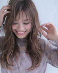 ☆Zina☆フェアリーカール×シースルーバング