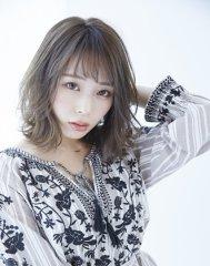 【figaro】☆外国人風アッシュベージュ☆