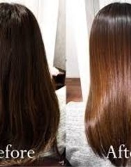 髪診断して頂き今まで体験したことの無い髪質になりました。