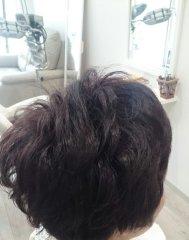 髪の毛がしっとりとまとまる様になりました。