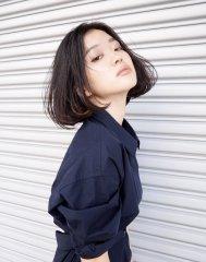 【flor 戸塚】*大人めセクシーサマーナイトセミディ*黒髪