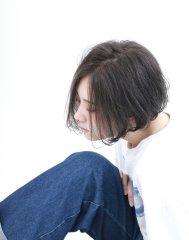 【flor 戸塚】*洗練された、ナチュラルなショートボブ☆*