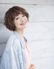 とろみノーブルショート 【STYLE成城 スズキタカミ】