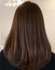 【お客様Style】美髪エレガンスヘア大人女子のツヤ髪美髪