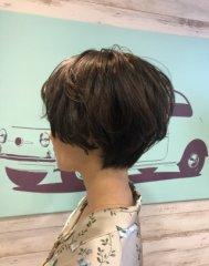 [EMU白岡]マニッシュおしゃれショートヘア