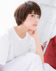 【LABstyle】大人かわいい☆マッシュノーブルショート