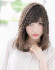 【Euphoria】☆似合わせカット☆大人かわいいミディ