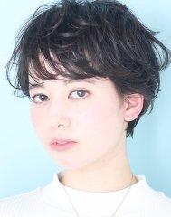 トレンド☆大人の小顔ショートヘア