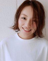 久留米【VOiCE】ウェットボブ stylist 竹山利彦