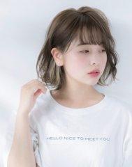 【Euphoria】インナーカラー×シナモングレージュ/池袋