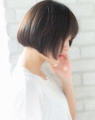 【canon】触りたくなる髪へ☆小顔ミニボブ