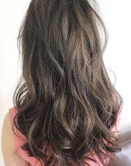 【LUCK Hair Space 】セピアパールアッシュ