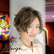 hair design soleige(ソレイジュ)